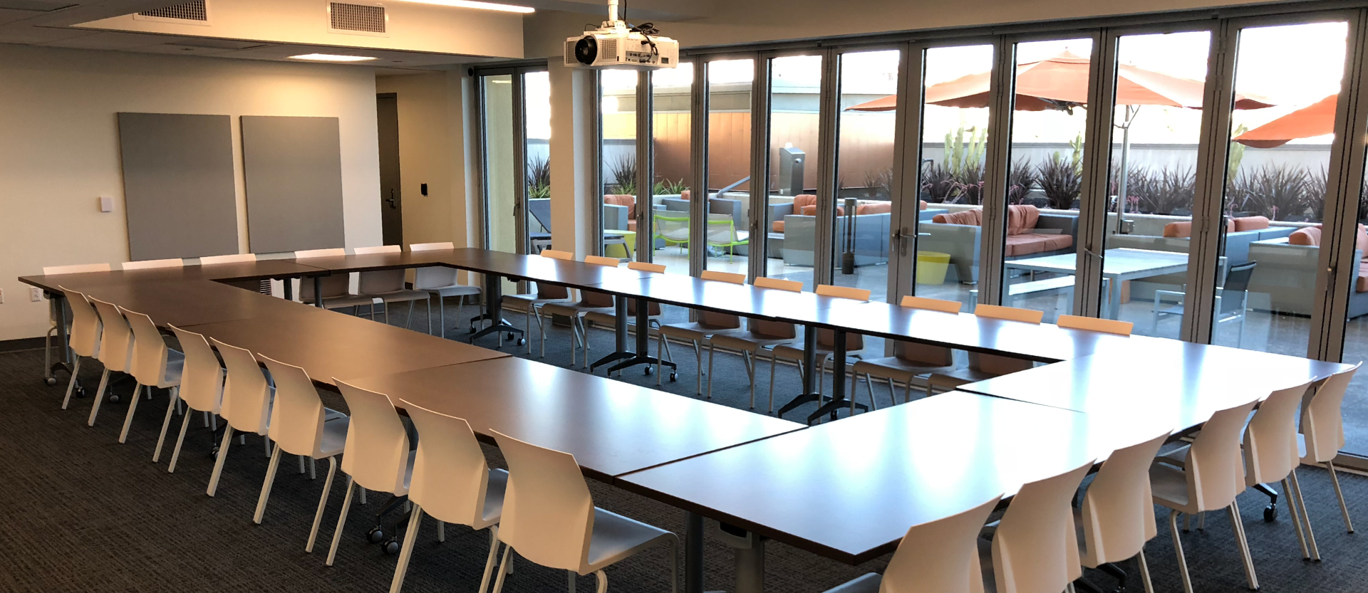 South Campus Plaza - Conference Room