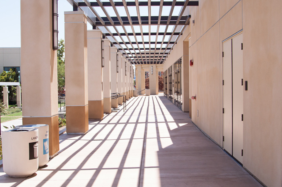 Aztec Walk Patio
